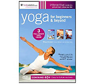 Yoga for Beginners 3-Disc DVD Set - E262519