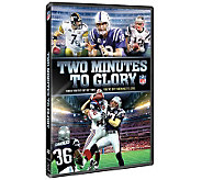NFL Two Minutes to Glory DVD - E263819