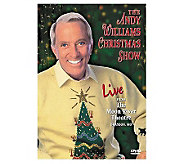 The Andy Williams Christmas Show DVD - E264819