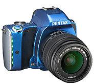 Pentax K-S1 SLR Digital Camera with 18-55mm Lens, 16GB SD Card - E280519