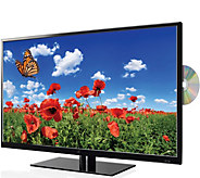 GPX 32 Class 1080p DLED HDTV with Built-in DVD Player & HDMI - E287619