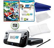 Wii U Mario Kart 8 Console Bundle with Wii FitU - E288519