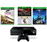 Xbox One 1TB Bundle w/ Forza Horizon 2, Gears of War, and More - E289219