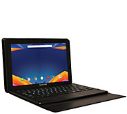 Visual Land 11.6 32GB Android Tablet with Keyboard Case - E290019