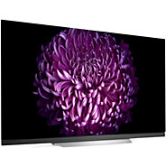 LG 65 E7 Series OLED 4K HDR Smart Ultra HDTV - E290919