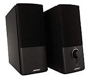 Bose Companion 2 Series III Multimedia Speaker System - E224620