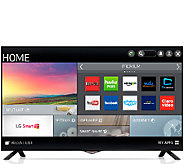 LG 60 4K Ultra High Definition Smart TV w/ App Package - E228220