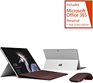 2017 Microsoft Surface Pro Core i5 128GB Keyboard, Mouse & Office 365 - E231420