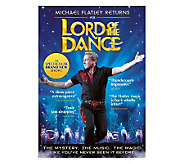 Michael Flatley Returns as Lord of the Dance DVD - E267720