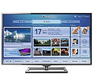 Toshiba 58 Class ClearScan 240Hz 1080p Cloud 3D LED HDTV - E268620