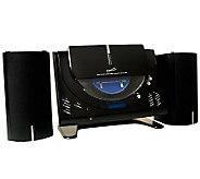 SuperSonic SC-3399M Micro Hi-Fi Stereo System - E270220