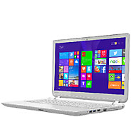 Toshiba 15 Touchscreen Laptop - Intel i5, 6GBRAM, 750GB HDD - E279820