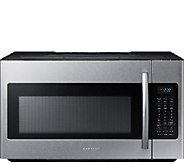 Samsung 1.8 Cu. Ft. Over-the-Range Microwave -Stainless Steel - E285720