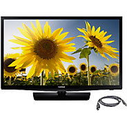 Samsung 28 Class Slim Design LED HDTV with HDMI Cable - E287220