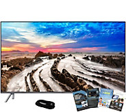 Samsung 75 LED 4K HDR Smart Ultra HDTV with HDMI & App Pack - E291120