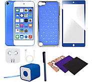Apple iPod Touch 6th Generation 128GB with Accessories - Blue - E293120