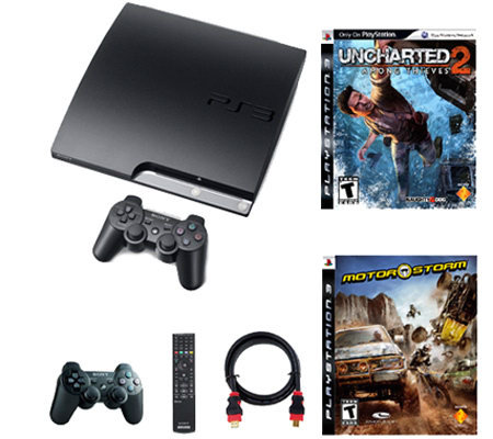 PS3 Limited Edition 250GB Bundle