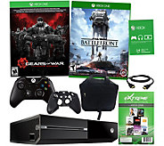 Xbox One 500GB Bundle with Star Wars Battlefront & App Package - E228821