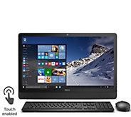 Dell 24 Touch All-in-One PC AMD Quad Core 6GB RAM 1TB HDD Lifetime Tech - E230021