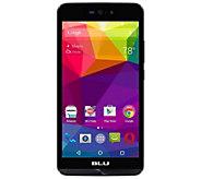BLU Dash X LTE 5 8GB 4G LTE Unlocked Smartphone - E288821