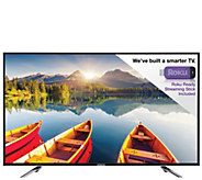 Hitachi 50 1080p LED HDTV with Roku StreamingStick - E289321
