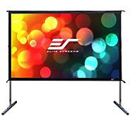 Elite Screens 120 Yard Master 2 Series OutdoorScreen - E293421