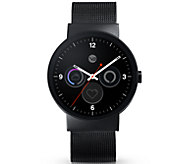 iMCO CoWatch Voice Assistant Smart Watch Health Tracker, Alexa Enabled - E230522