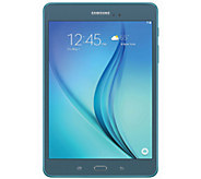 Samsung 8 Galaxy Tab A Tablet - Quad-Core, 16GB, 1.5GB RAM - E282822