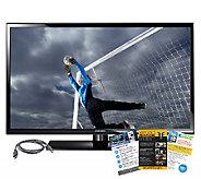 Samsung 40 Class LED 1080p HDTV with HDMI Cable - E287222