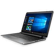 HP Pavilion 17 Laptop - Intel, 4GB, 1TB HDD with Software - E287822