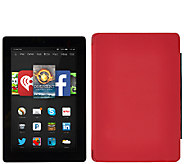 Fire HD 7 8GB WiFi Quad Core Tablet & Case by Kindle - E227223