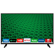 VIZIO D-Series 39 Class LED 720p Smart HDTV w/ HDMI Cable & 2 Year Warranty - E229123