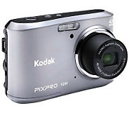 Kodak 16MP 4X Opt Zoom Digital Camera  with 27mm Wide Angle - E272123