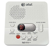 AT&T Digital Answering System with Time/Day Display - E275123