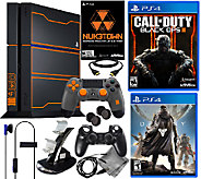 Sony 1TB Call of Duty: Black Ops 3 PS4 Bundle w/ Destiny - E285923