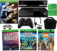Xbox One 500GB Kinect Holiday Bundle with 4 Games - E286323