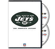 NFL History of the New York Jets 2-Disc DVD Set - E290423