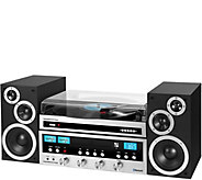 Victrola Classic CD Stereo System with Bluetooth - E290823