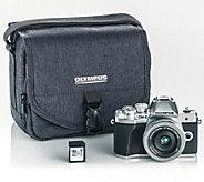 Olympus OM-D E-M10 Mark III Digital Camera - E293823