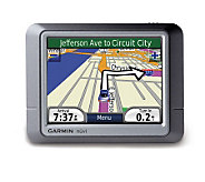 Garmin Nuvi 260 Portable GPS Navigation withText-to-Speech - E192424