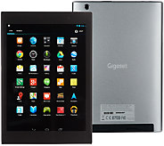 Gigaset 8 Quad Core 8GB WiFi Android Tablet w/Google Play - E226624