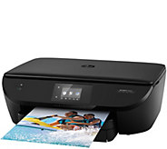 HP ENVY 5660 Photo Wireless Printer w/ Copy Scan, Air Print & Touch Display - E229424