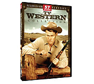 TV Westerns Collection - 57 Episodes, 4 Disc DVD Set - E264924