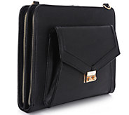 Sandy Lisa Universal 10 Tablet Tote with Adjustable Strap - E283524