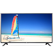 LG 55 Smart 1080p LED HDTV with TruMotion - E287324