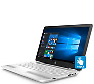 HP Pavilion 15 Touch Laptop - Core i5, 6GB RAM, 1TB HDD - E289924