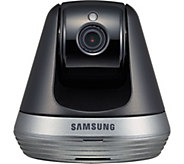 Samsung SmartCam Wi-Fi Pan/Tilt Camera HD Night Vision w/ 16GB MicroSD - E230425