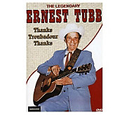The Legendary Ernest Tubb DVD - E264825