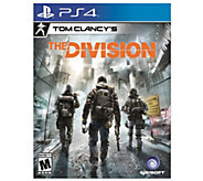 Tom Clancys The Division Game - PS4 - E288225