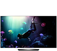 LG B6 Series 55 Class 4K Ultra HD Smart OLED TV - E288625